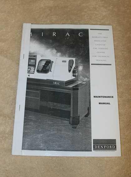 manual cnc machine